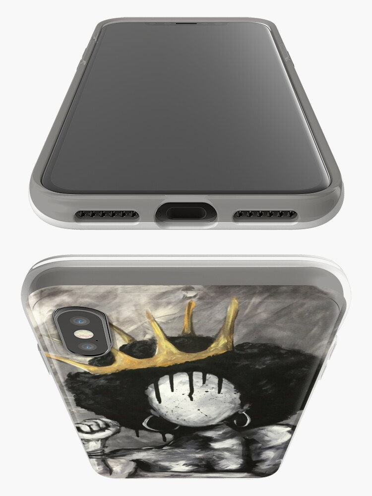 Alternate view of Naturally Queen iPhone Case & Cover