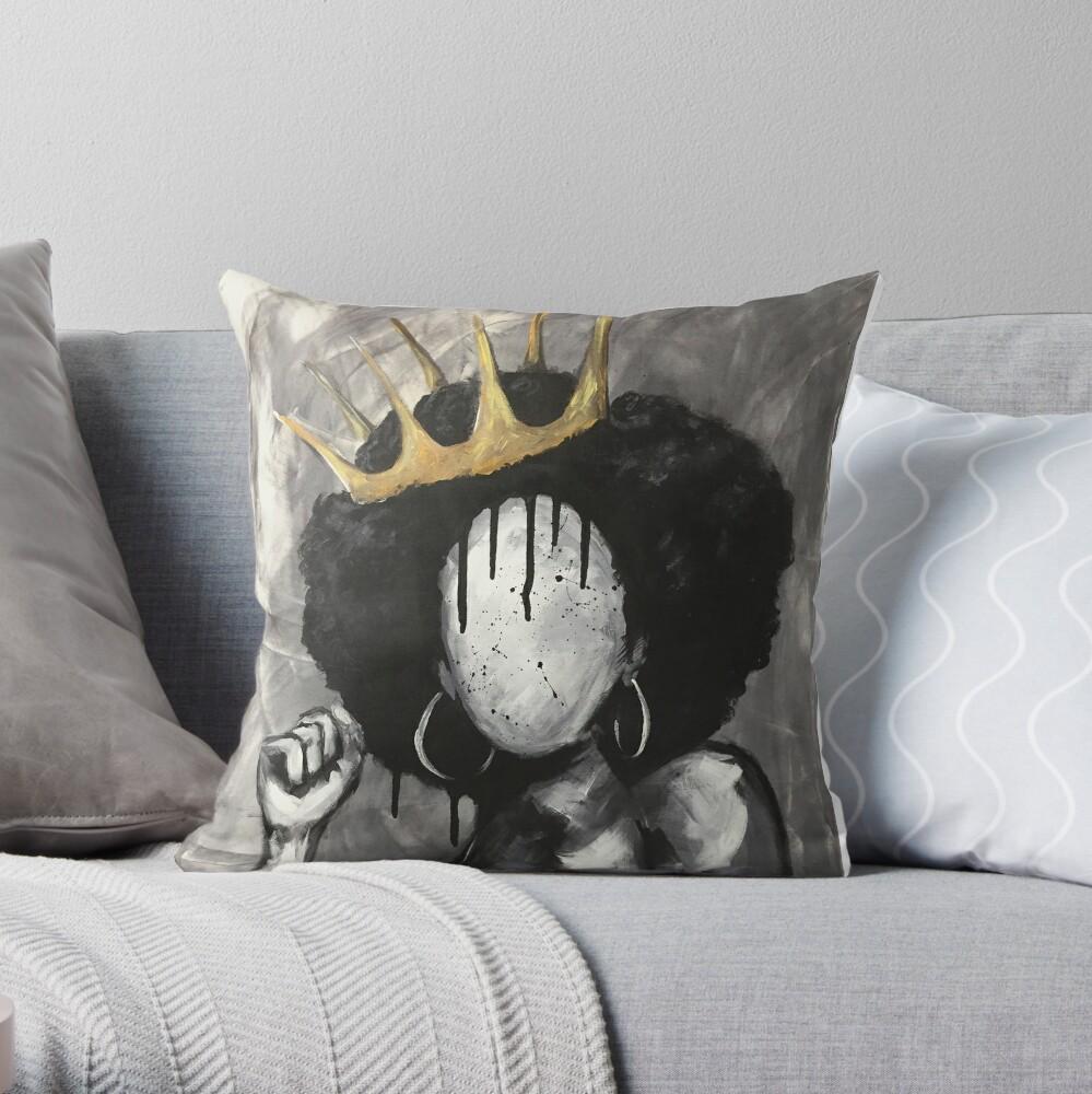 Natürlich Königin Dekokissen