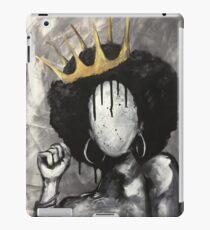 Naturally Queen iPad Case/Skin