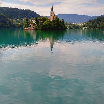 The Magnificent Lake Bled by TalBright