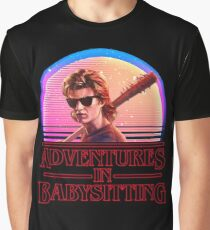 Adventures In Babysitting Graphic T-Shirt