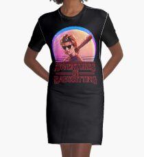Abenteuer im Babysitting T-Shirt Kleid
