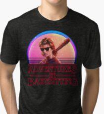 Adventures In Babysitting Tri-blend T-Shirt