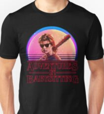 Adventures In Babysitting Slim Fit T-Shirt
