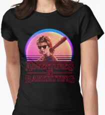 Adventures In Babysitting Women's Fitted T-Shirt