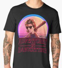 Adventures In Babysitting Men's Premium T-Shirt