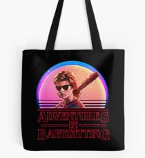 Adventures In Babysitting Tote Bag
