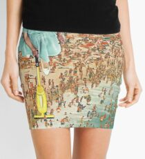 OCD Lady Mini Skirt