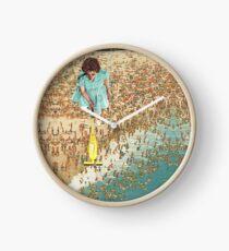 OCD Lady Clock