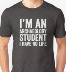 Archeology Student Unisex T-Shirt