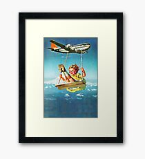 Xtreme Sports Framed Print