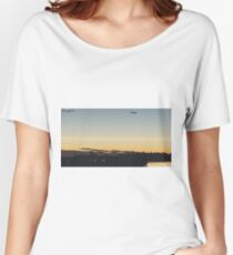Behind the times... Women's Relaxed Fit T-Shirt