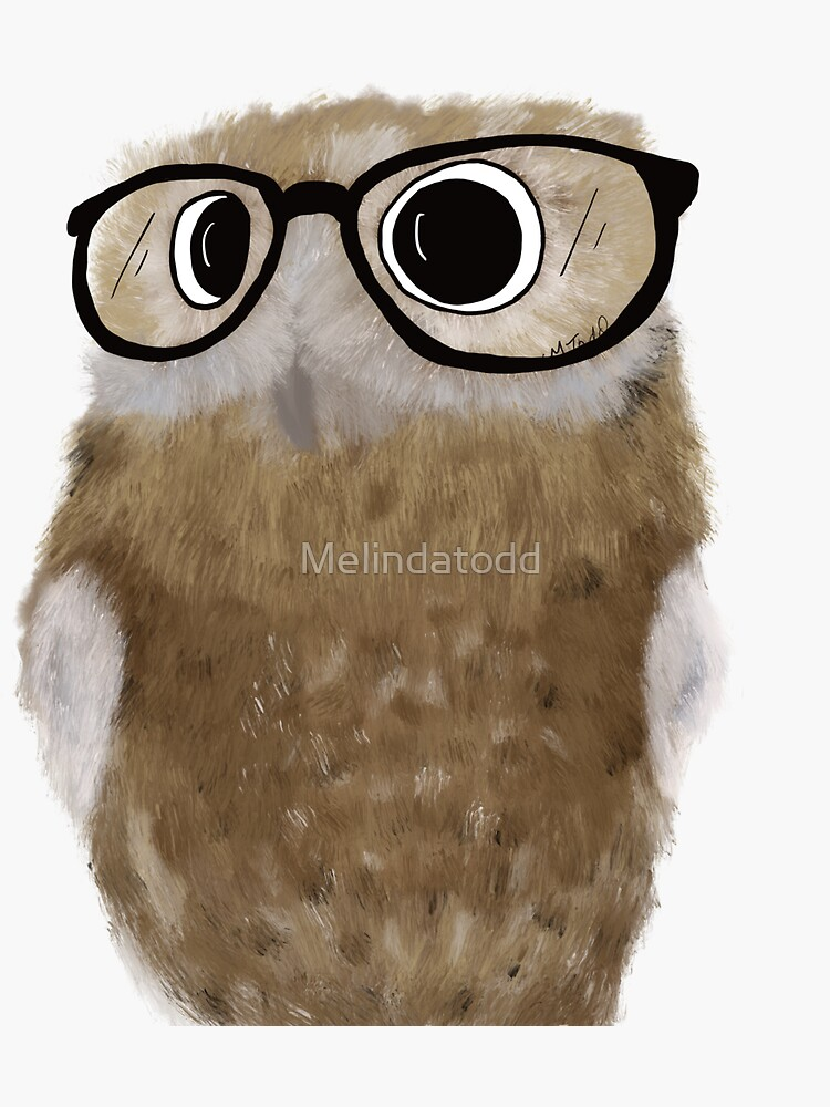 Owl Be Seeing You by Melindatodd