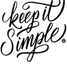 Keep it simple by premedito
