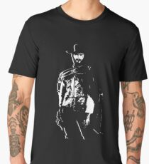 CLINT EASTWOOD Men's Premium T-Shirt