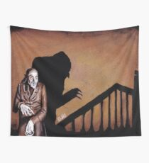 A Symphony of HORROR! Wall Tapestry