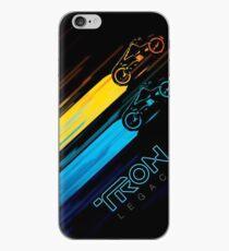 Vinilo o funda para iPhone LightBikes Tron