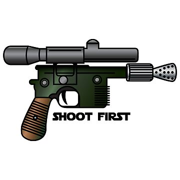Shoot First by linearburn