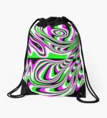 Valley of Motion  Drawstring Bag