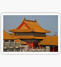 Beijing: Inside the Forbidden City Sticker