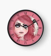 Dear little doll series... MUFFIE Clock