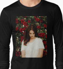 Lana Del Rey - Roses Long Sleeve T-Shirt