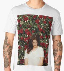 Lana Del Rey - Roses Men's Premium T-Shirt