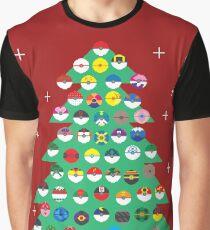Ugly Pokemon Sweater Graphic T-Shirt