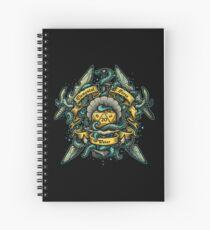 Cuaderno de espiral Water