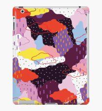 Violet hiver Coque et skin iPad