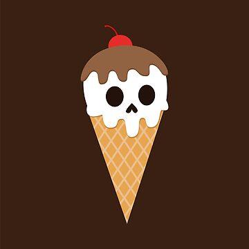 Death cream cones by petitspixels