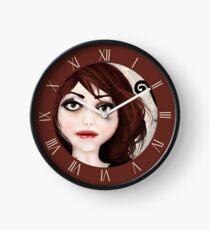 Dear little doll series... POLLY Clock