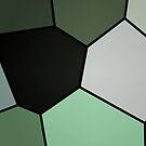 Geometric Tiles by David Hayes