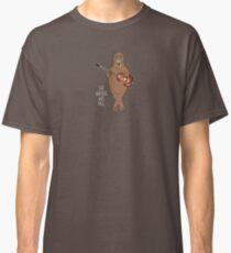The Walrus Was Paul Classic T-Shirt