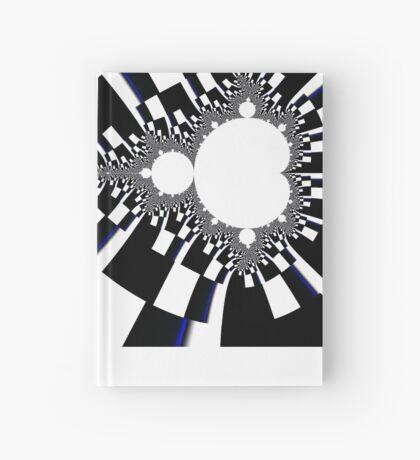 Mandelbrot XVI - Black Hardcover Journal