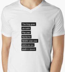 Not Hot Men's V-Neck T-Shirt