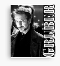 Hans Gruber Die Hard Canvas Print
