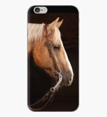 Palomino Quarter Horse at DSR Ranch iPhone Case