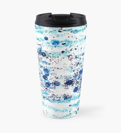 Mediterranean Sealife Travel Mug