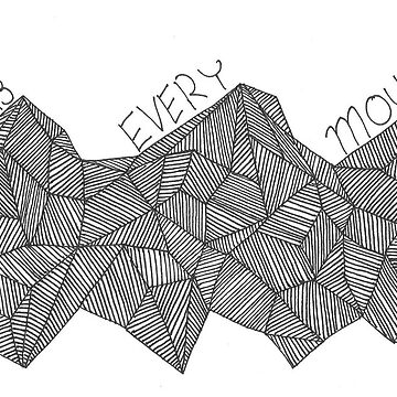 Climb Every Mountain by CreatedGrey