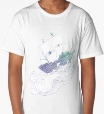 Ship in the Sky Long T-Shirt