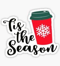 Tis the Season - Winter Sticker