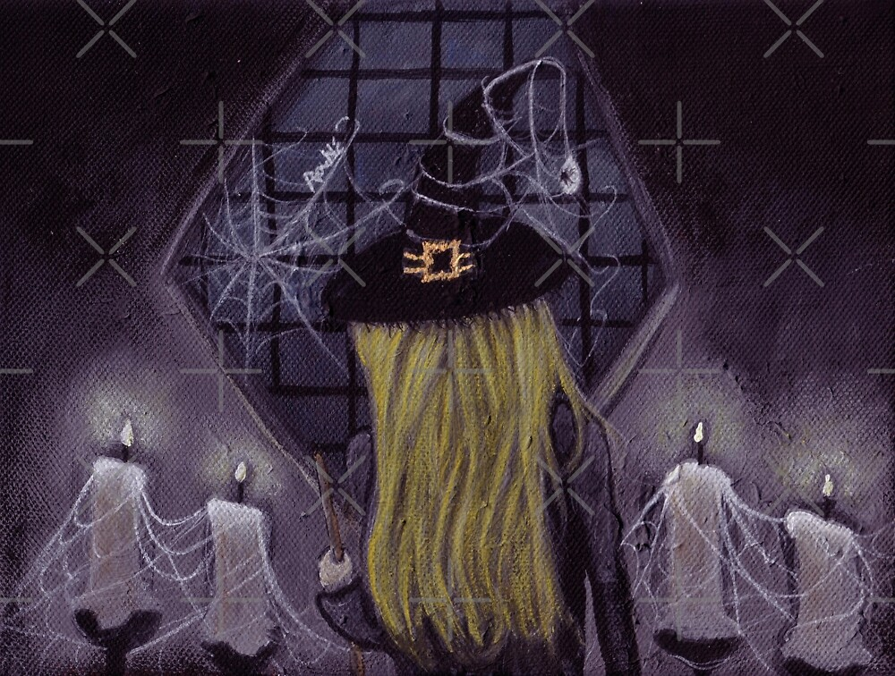 Witches Waiting... by ROUBLE RUST