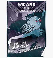 Sylvanas Windläufer Poster