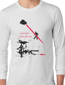 DANGER ! Laser Beams T-Shirt