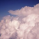 Bubbling Storm Clouds by MMerritt
