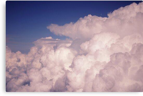 Bubbling Storm Clouds by MMerritt