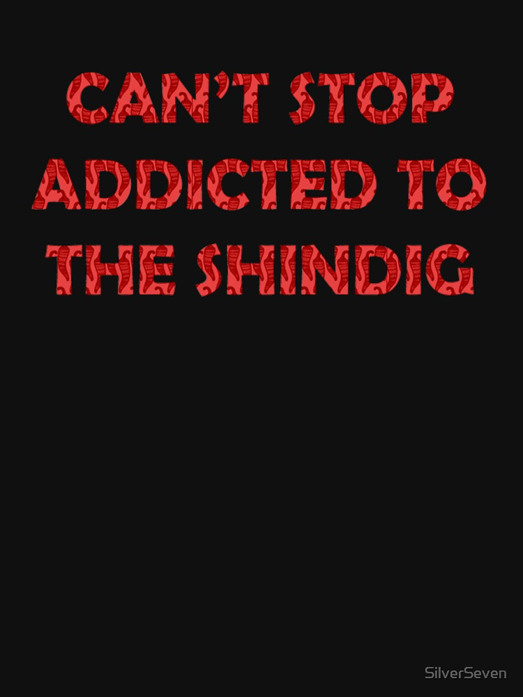Shindig - Red by SilverSeven