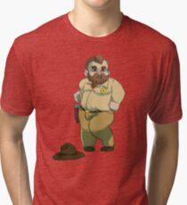 Hopper dance Tri-blend T-Shirt