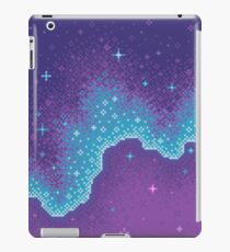 Purple Aura Galaxy iPad Case/Skin